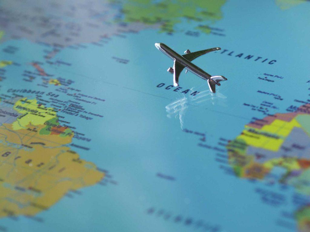 mapa mudanza internacional