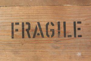 objetos fragiles
