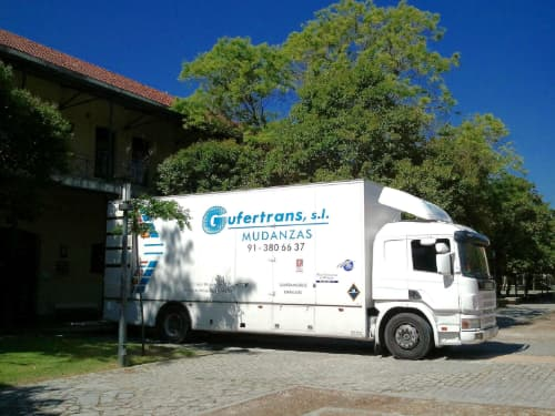camiones de mudanza