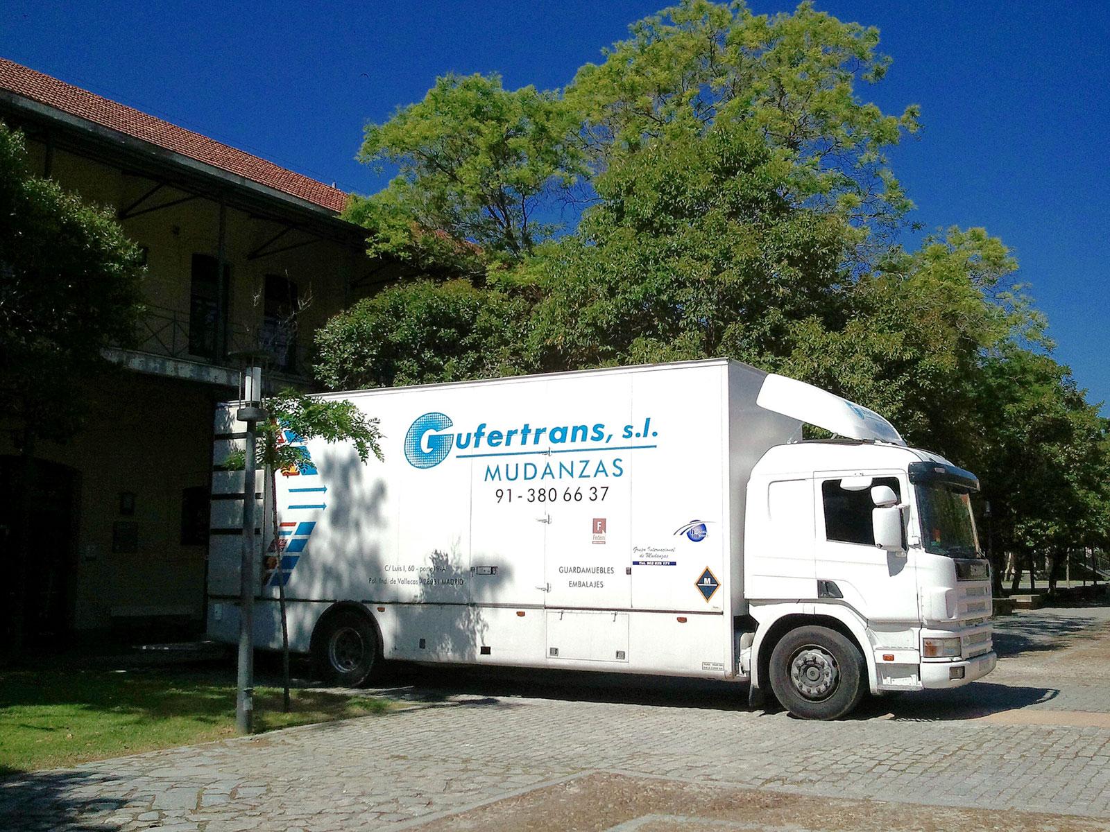 servicio de mudanzas madrid norte