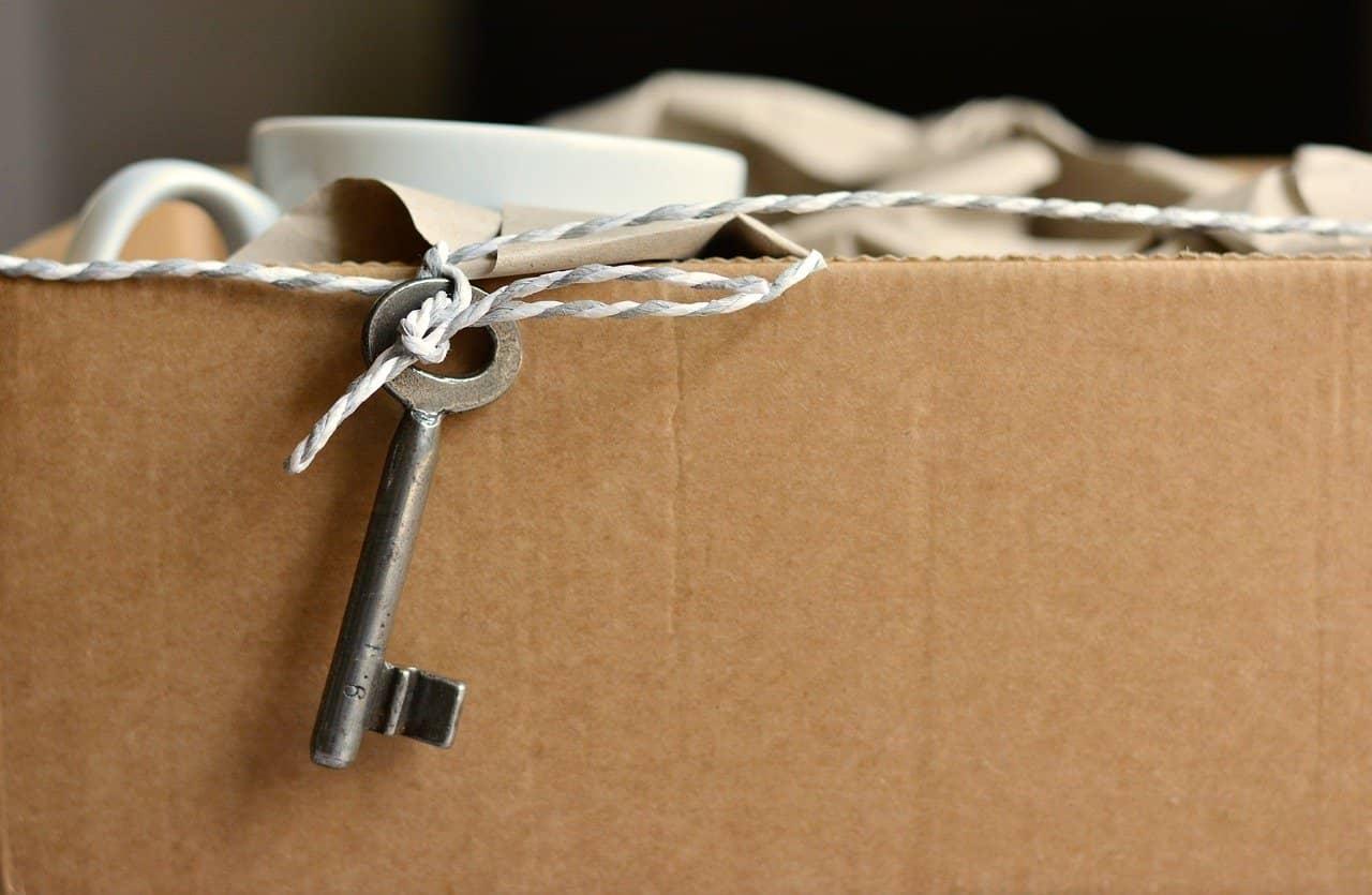 aprovechar el espacio con embalaje para mudanzas